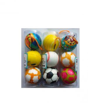 Poroloniniai kamuoliukai (3 vnt.)