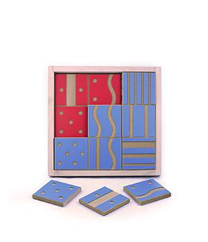 Taktilinis domino