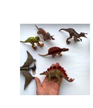 Dinozaurai (6 vnt.)