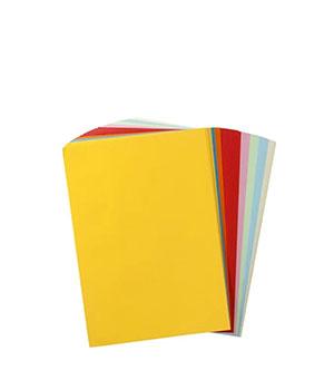 1 kg spalvoto popieriaus (8 spalvos)