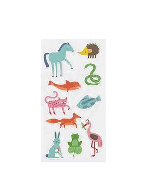 "3D lipdukai ""Gyvūnai"""