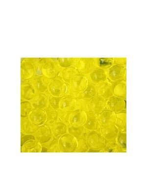 Vandens karoliukai geltoni