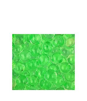 Vandens karoliukai žali