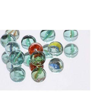 Maži stiklo rutuliukai