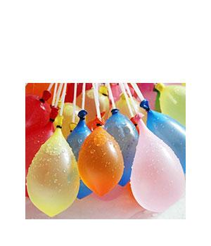 Vandens balionėliai prisipildantys vandens akimirksniu (37 vnt.)