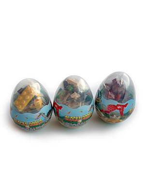 """Konstruktorius kiaušinyje """"Dinozauras"""""""