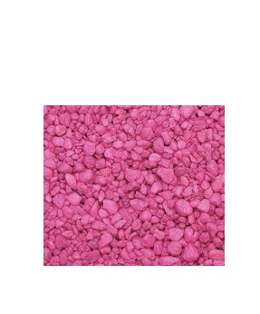 Dekoratyvinis žvyras (rausvas) 500 g