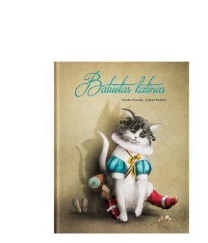 """Knyga ir CD """"Batuotas katinas"""""""