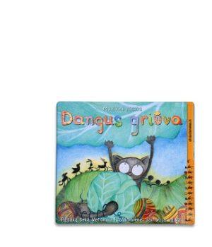 """""""Dangus griūva"""" CD + filmukas + išlankstomas namukas su pasakos veikėjais"""