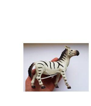 Zebro figūrėlė