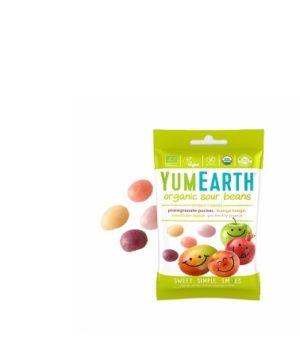 Ekologiški saldainiai – Rūgščios pupos, 50 g