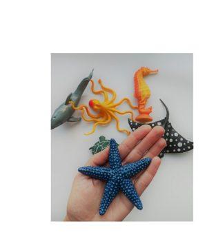 Jūros gyvūnų rinkinys