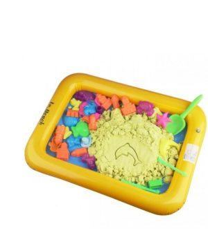 2 kg kinetinio smėlio su priedais