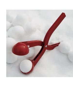 Sniego gniūžčių žnyplės