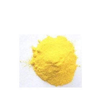 Geltoni maistiniai dažai (sausi)