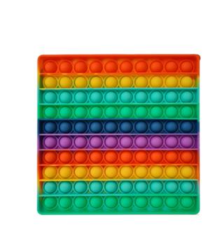 Sensorinis padėkliukas Pop It (20×20 cm)
