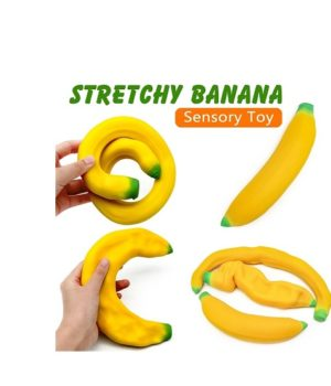 Antistresinis bananas