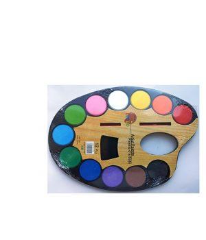 Akvarelė (12 spalvų)