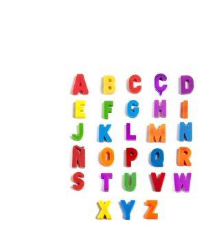 Magnetinės raidės (76 el.)